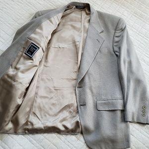 Christian Dior Monsieur sports coat 100% silk